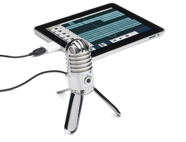 Luyện tập làm Podcast với Micro Samson Meteor