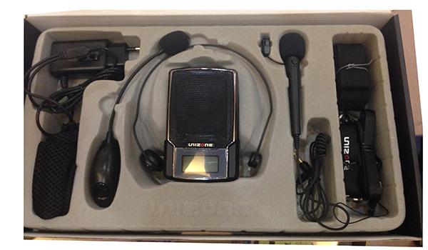 Máy trợ giảng Unizone 9580 F3 thế hệ mới