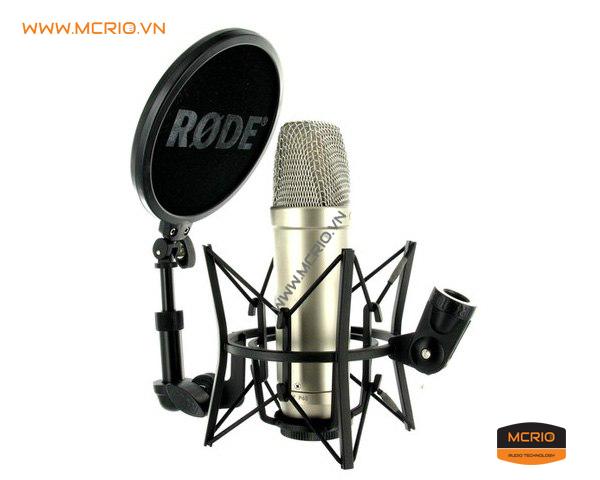 Lựa chọn mic thu âm giá rẻ Hà Nội