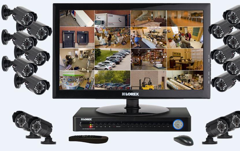 Mic thu âm camera cho hệ thống an ninh