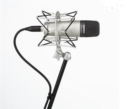 Mic thu âm giá rẻ samson