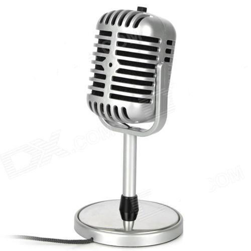 Mic thu âm giá rẻ Hà Nội với thiết kế sang trọng