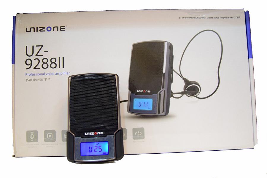 Máy trợ giảng Unizone 9288 F2 đọc USB