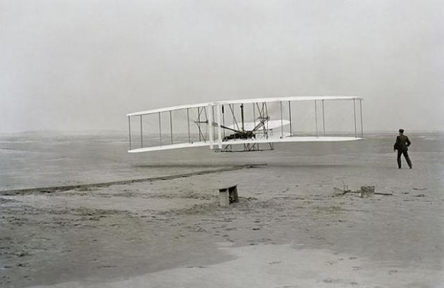Chuyến bay thành công của anh em nhà Wright vào năm 1903