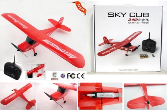 Những kiến thức cơ bản về mô hình động máy bay cánh bằng