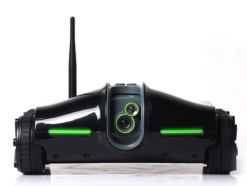 Wireless Spy Tank là một công cụ hoàn hảo cho mục đích do thám.