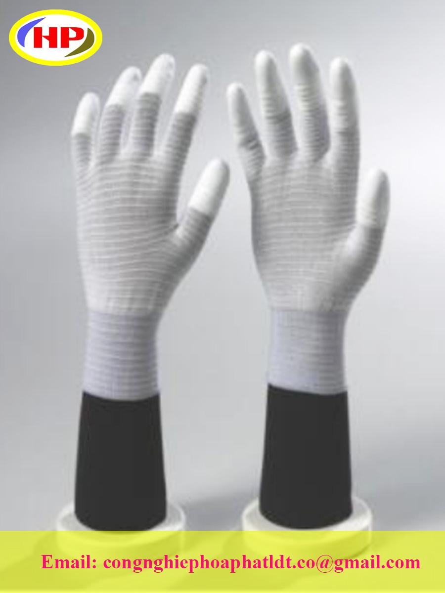 Găng tay phủ poly
