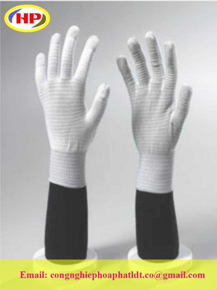 Găng tay phủ PU