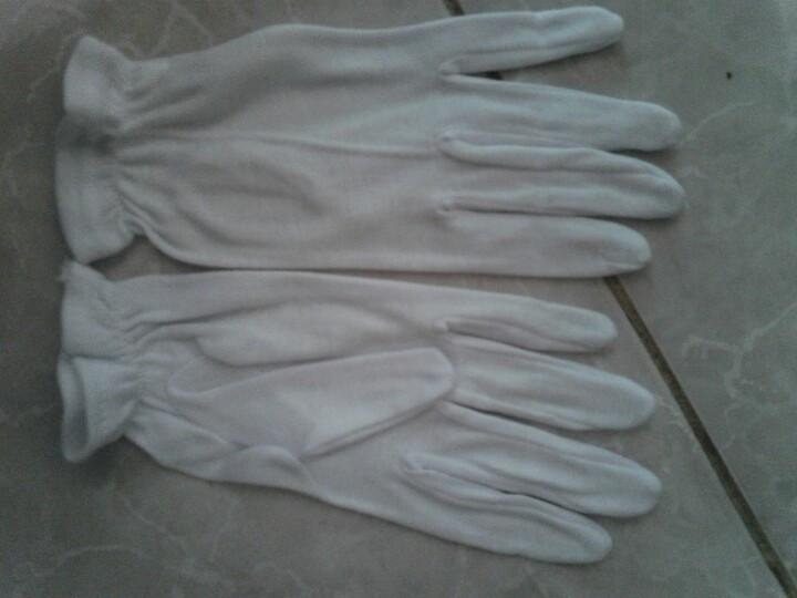 găng tay cotton