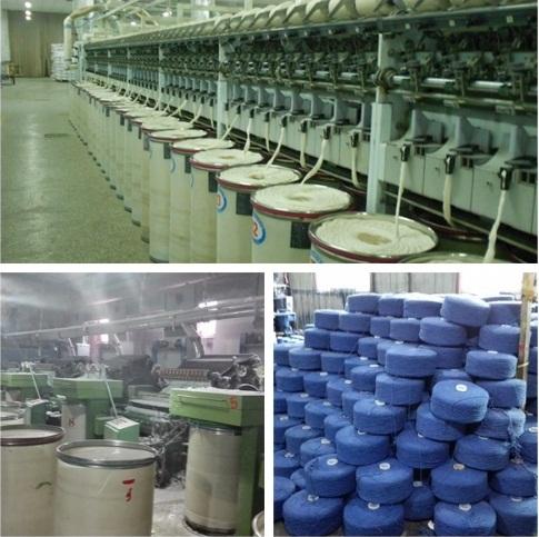 sản xuất sợi OE