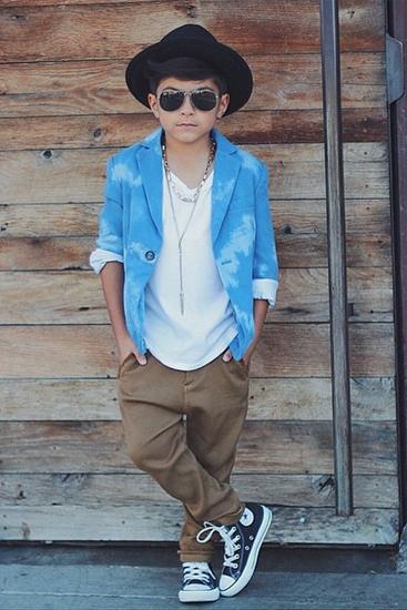 thời trang trẻ em cho bé trai