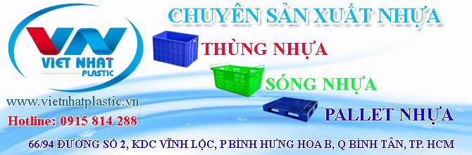 Sóng nhựa Việt Nhật