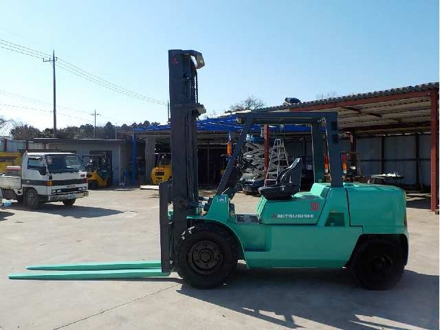 Xe nâng mới mitsubishi 5 tấn