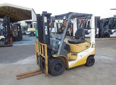 xe nâng dầu tcm 1,5 tấn FD10C12