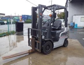 Xe nâng Nissan 1,5 tấn NP1F1A15D