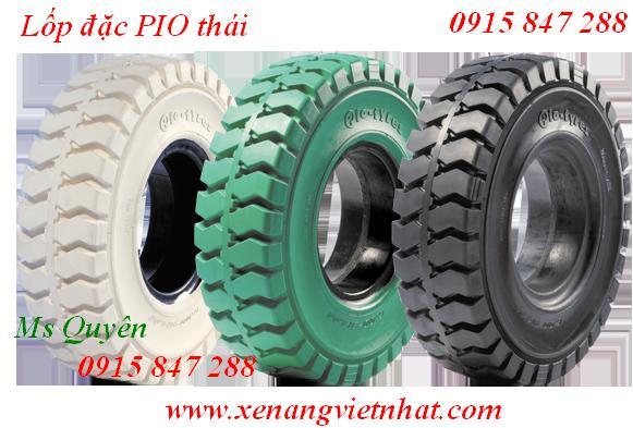 lốp đặc xe nâng pio thái 600-9,7001-12 tại tp.hcm