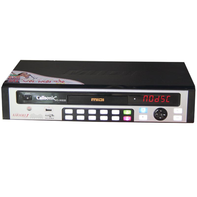 Đầu karaoke 6 số Calisonic MD-W808