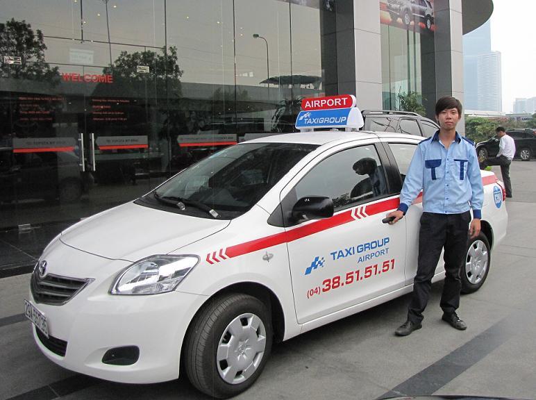 Lái xe tại Taxi Group