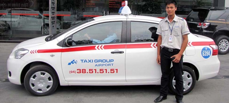 Tuyến dụng taxigroup