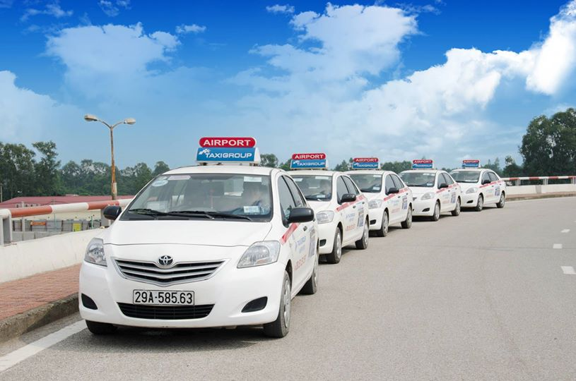 lai xe taxi group