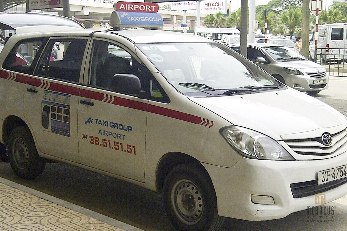 Taxi Group tuyển lái xe taxi sân bay Nội Bài