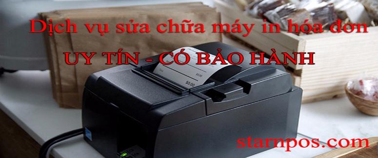 Dịch vụ sửa chữa máy in hóa đơn