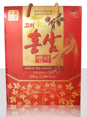 Kẹo Hồng Sâm