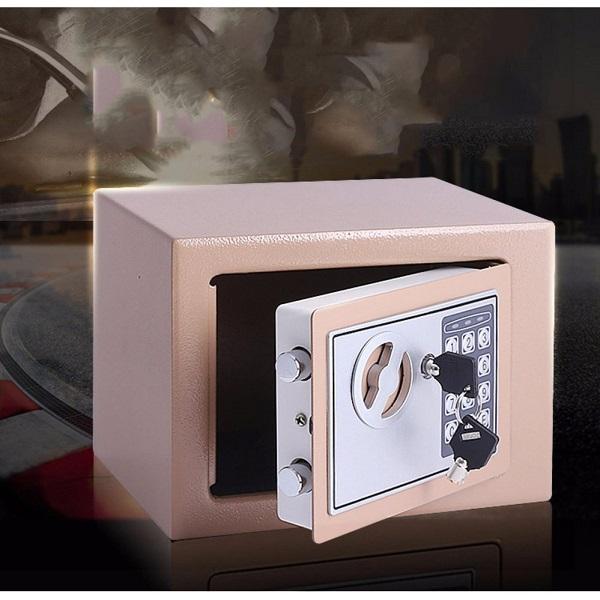 Loại két sắt mini giá rẻ nào tốt nhất?