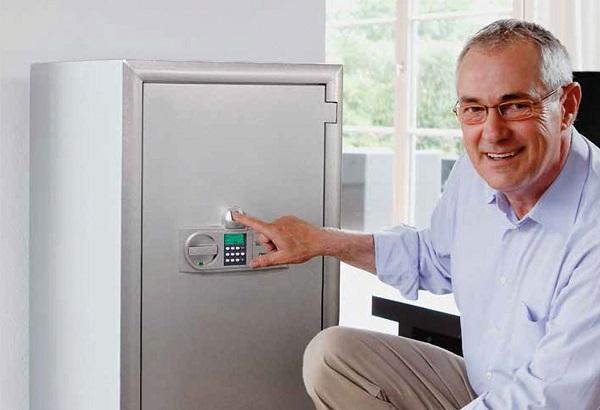 Sử dụng két sắt báo động loại nào tốt?