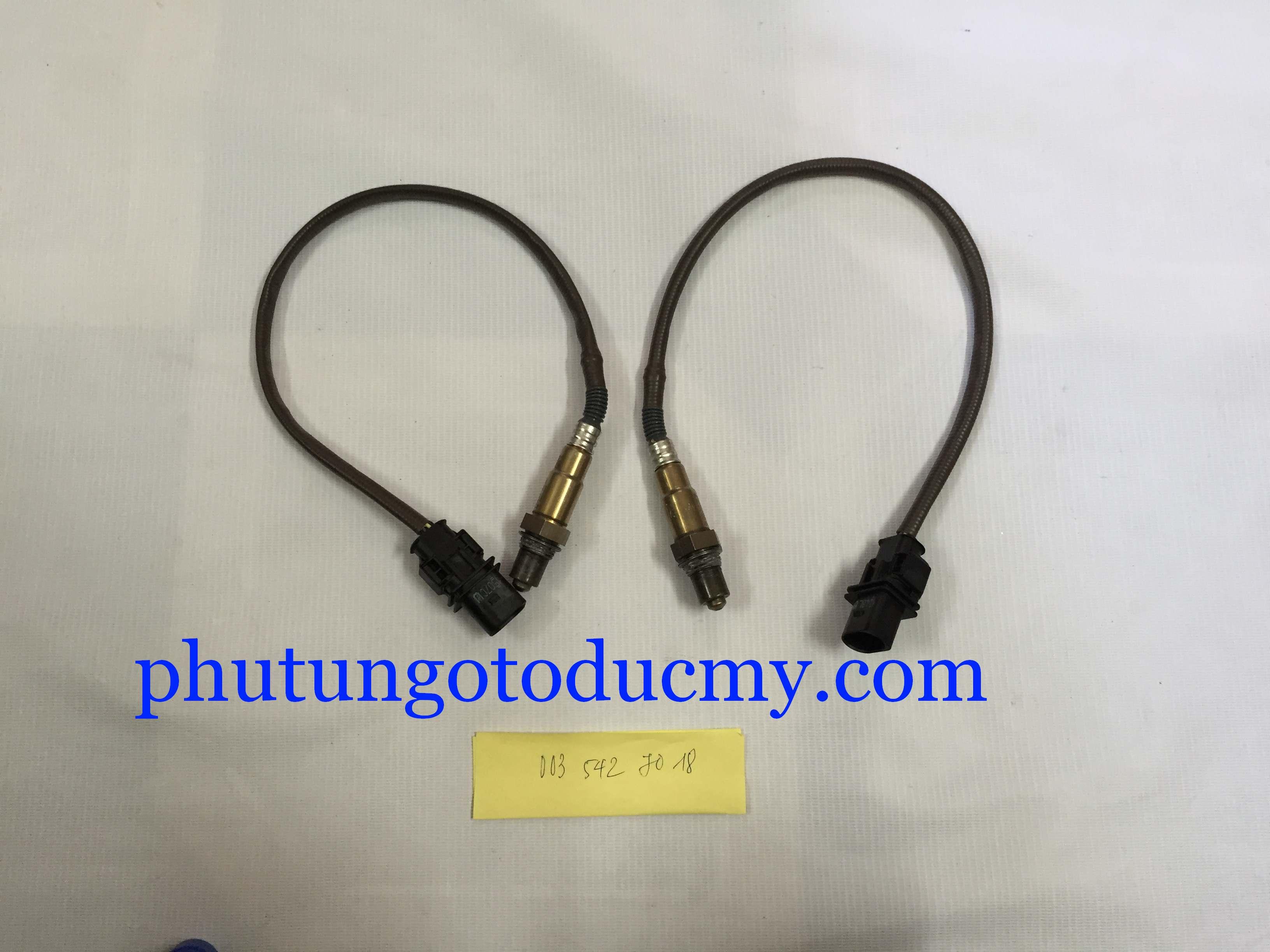 Cảm biến oxy Mercedes S350,S500,S550 W221- A0035427018