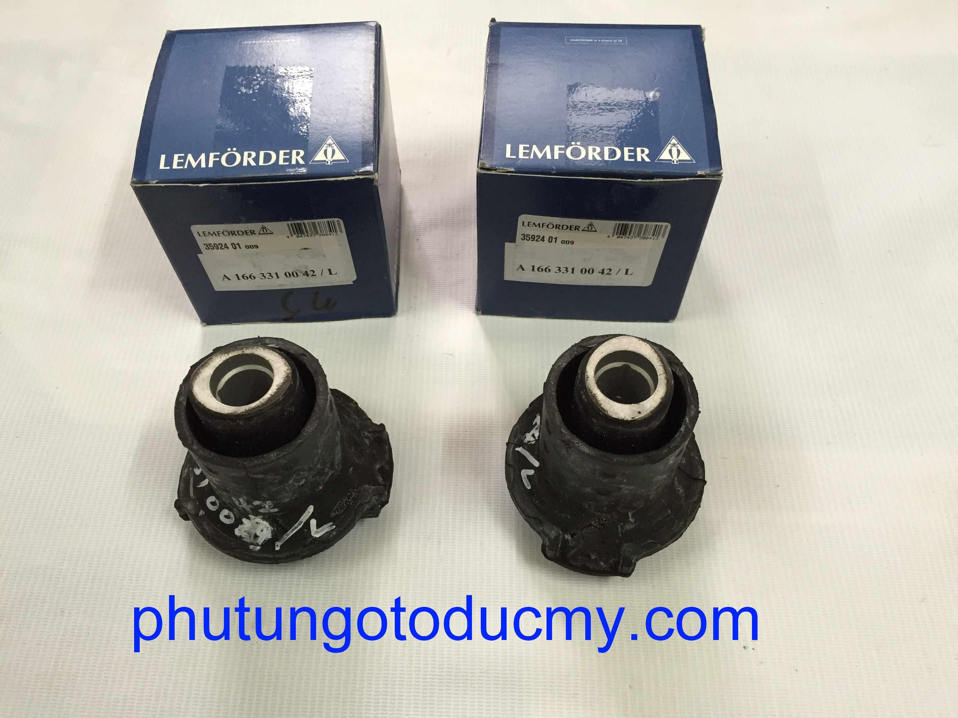 Cao su bệ đỡ máy Mercedes GL450,GL550,ML320,ML350 W164- A1663310042