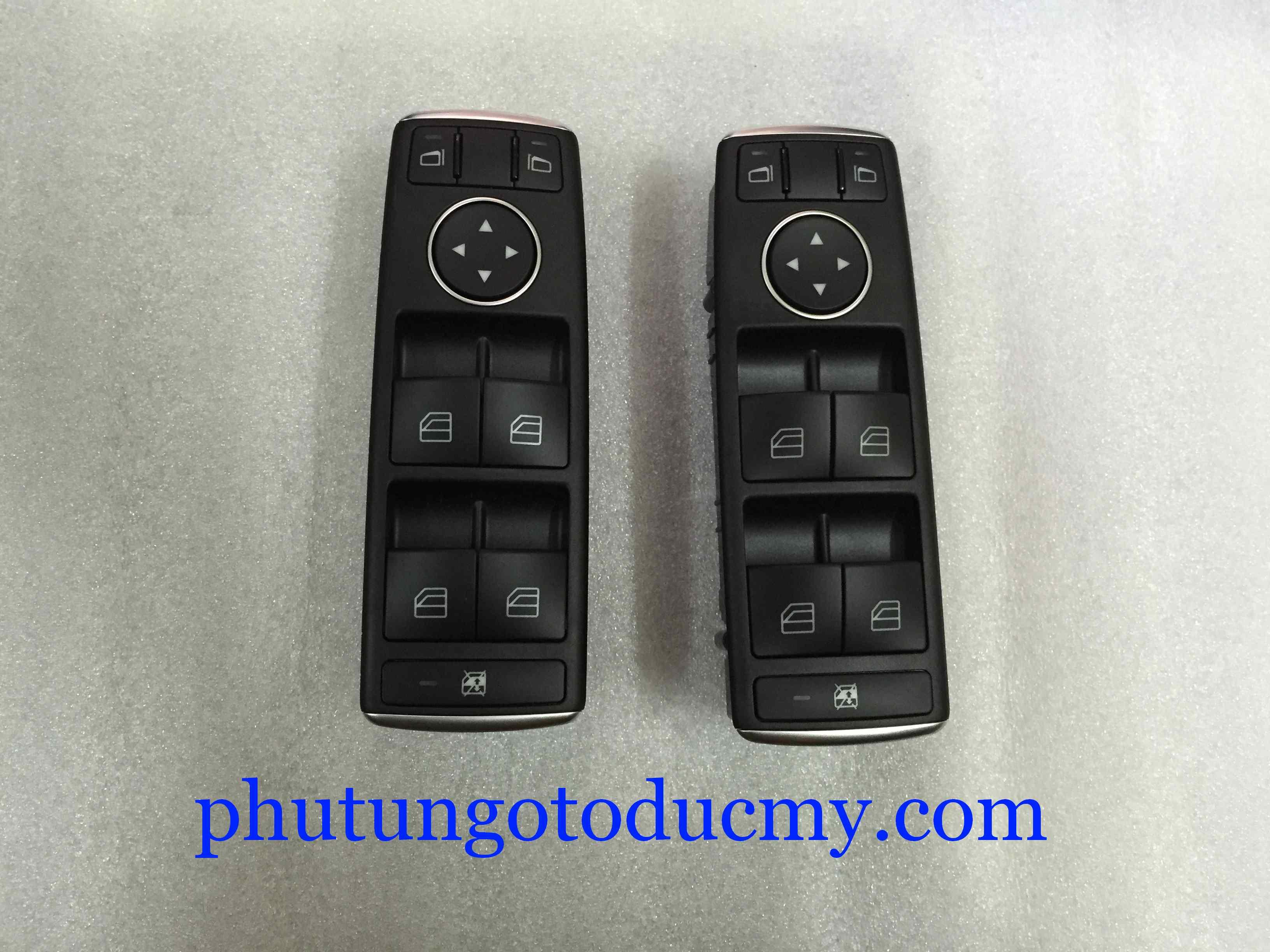 Công tắc lên kính Mercedes GLK,C class W204- A2049055302