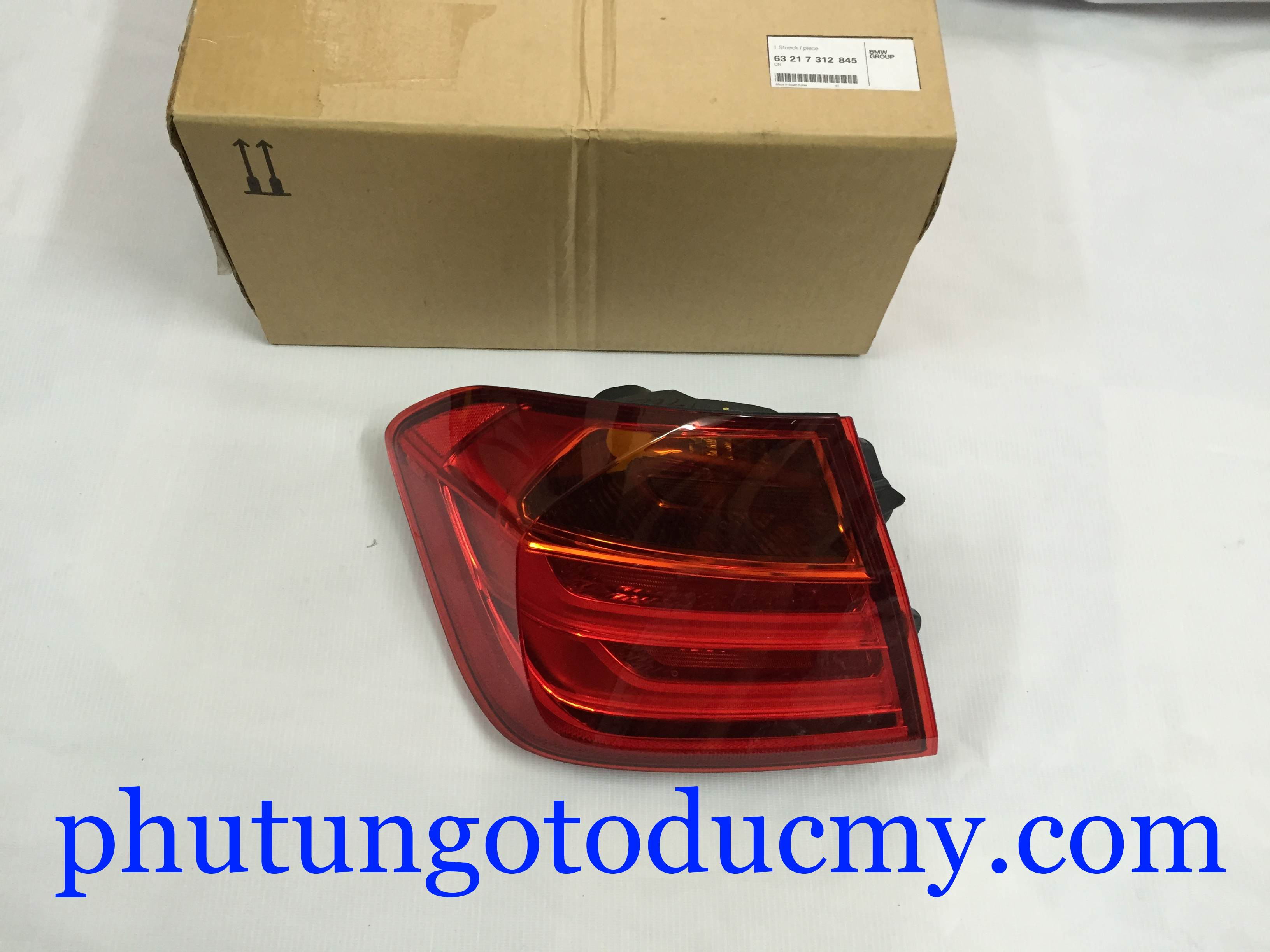 Đèn hậu BMW 320i, 328i F30- 63217312845