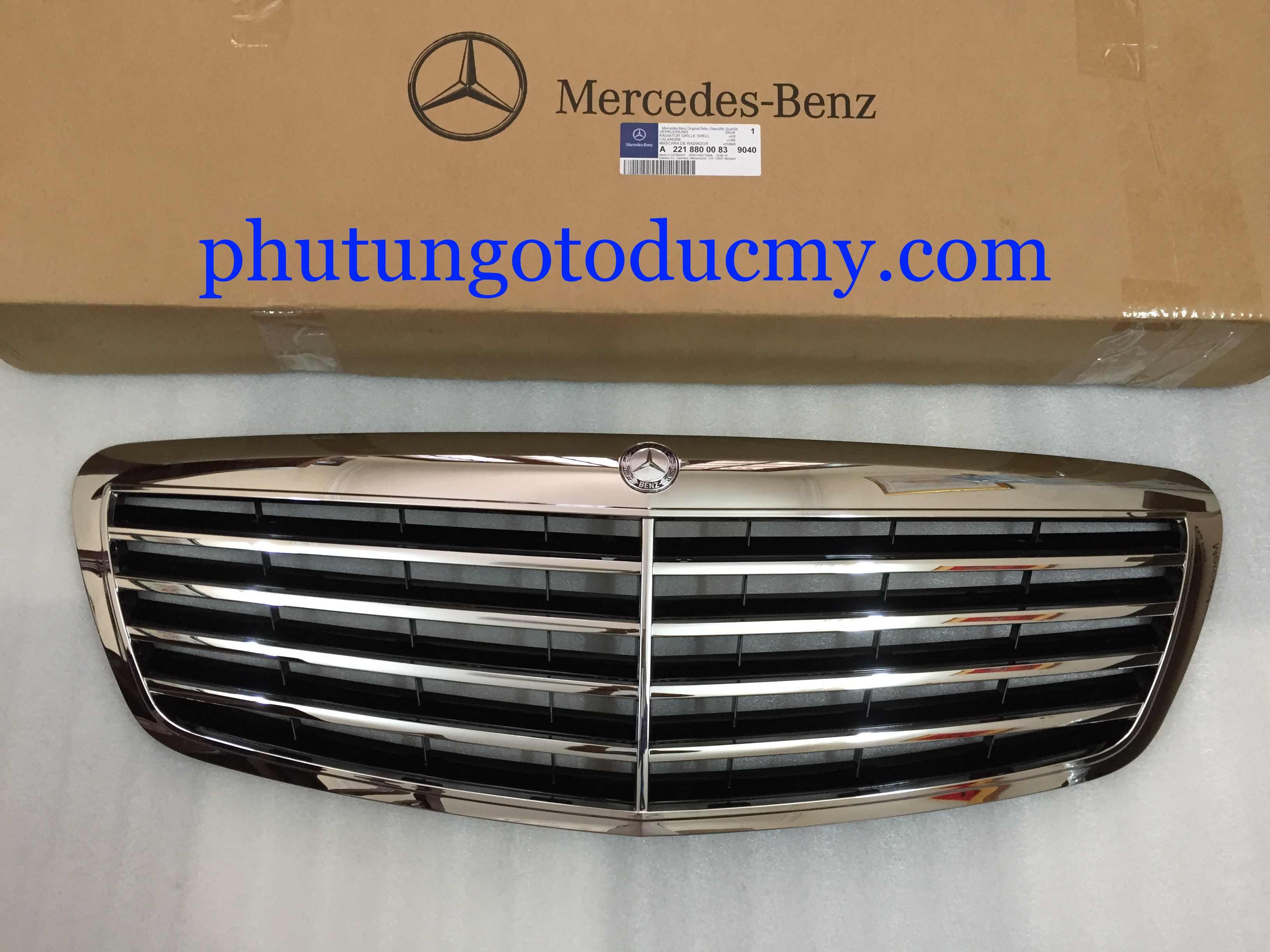 Mặt calang Mercedes S350,S500,S550 W221- A2218800083