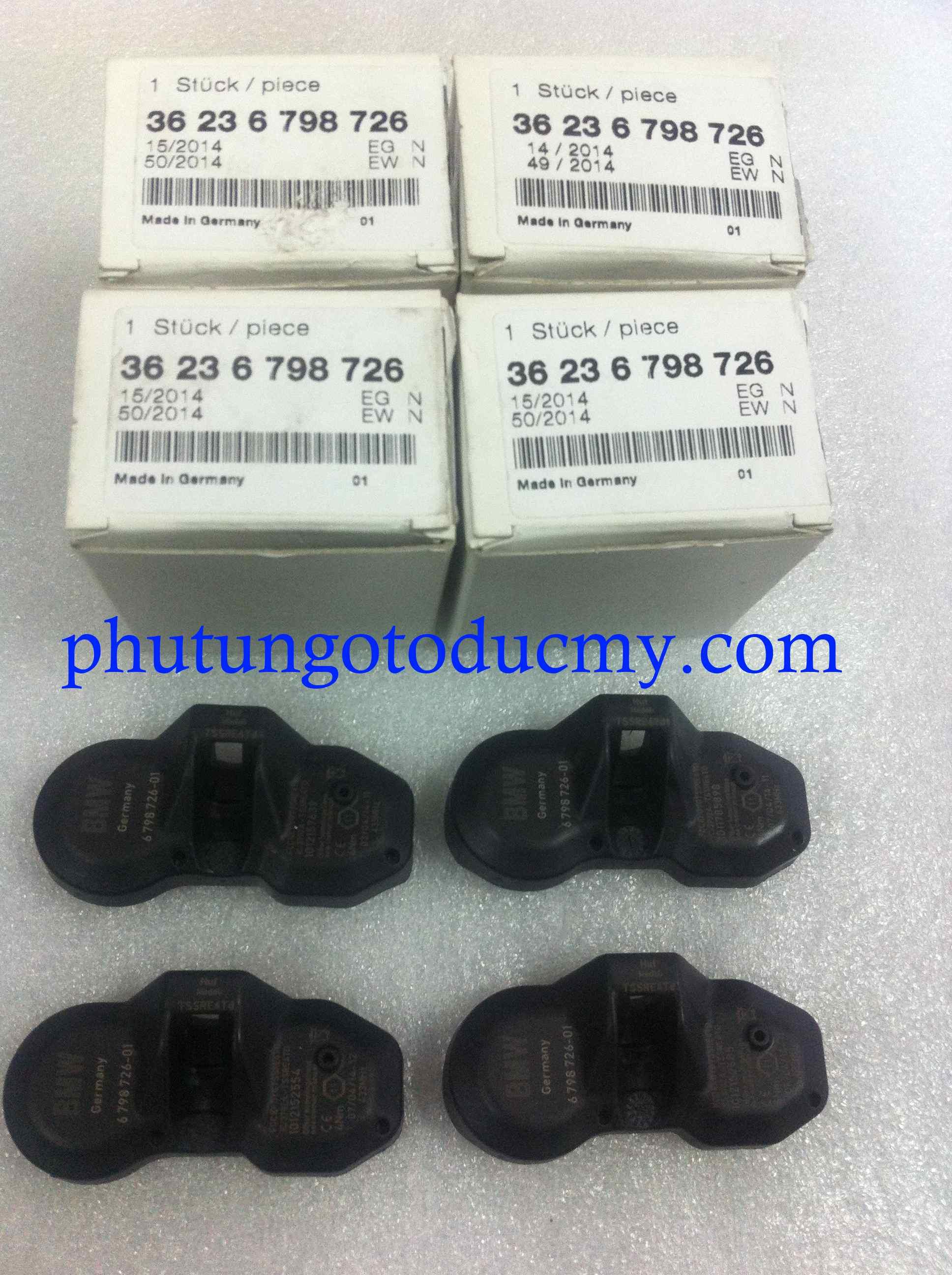 Cảm biến áp suất lốp Bmw X5,X6,320i E90,525i E60