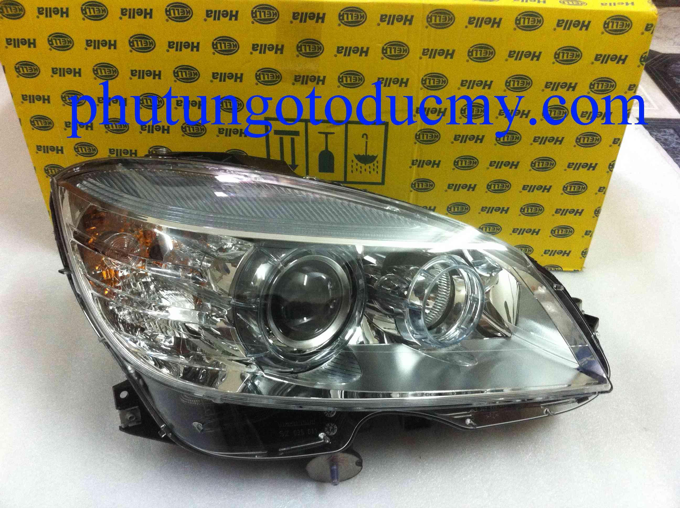 Đèn pha Mercedes C200,C230 2006-2010 W204 - A2048208361