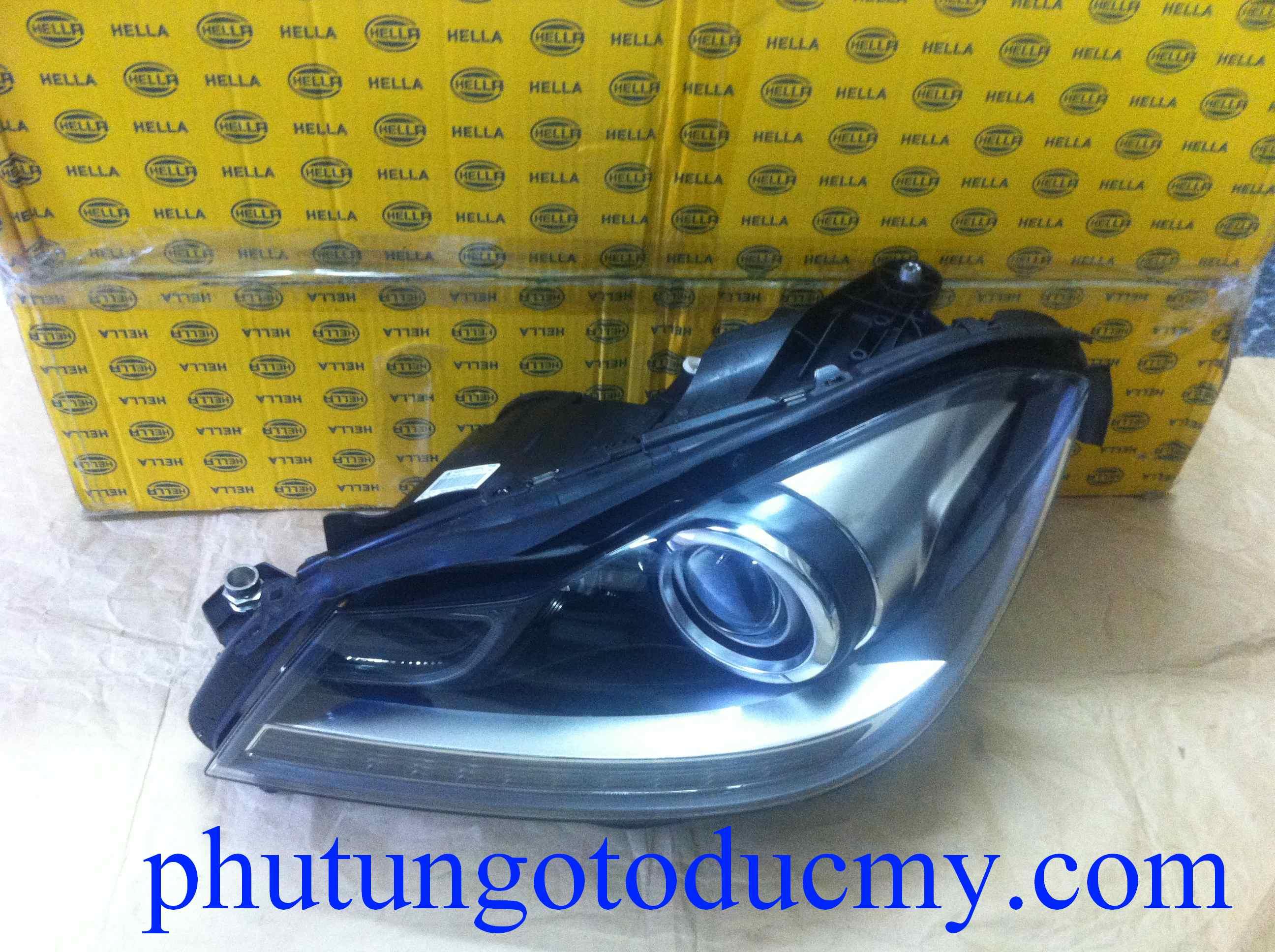 Đèn pha Mercedes C200,C250,C300 2011-2014 W204- A2048203539