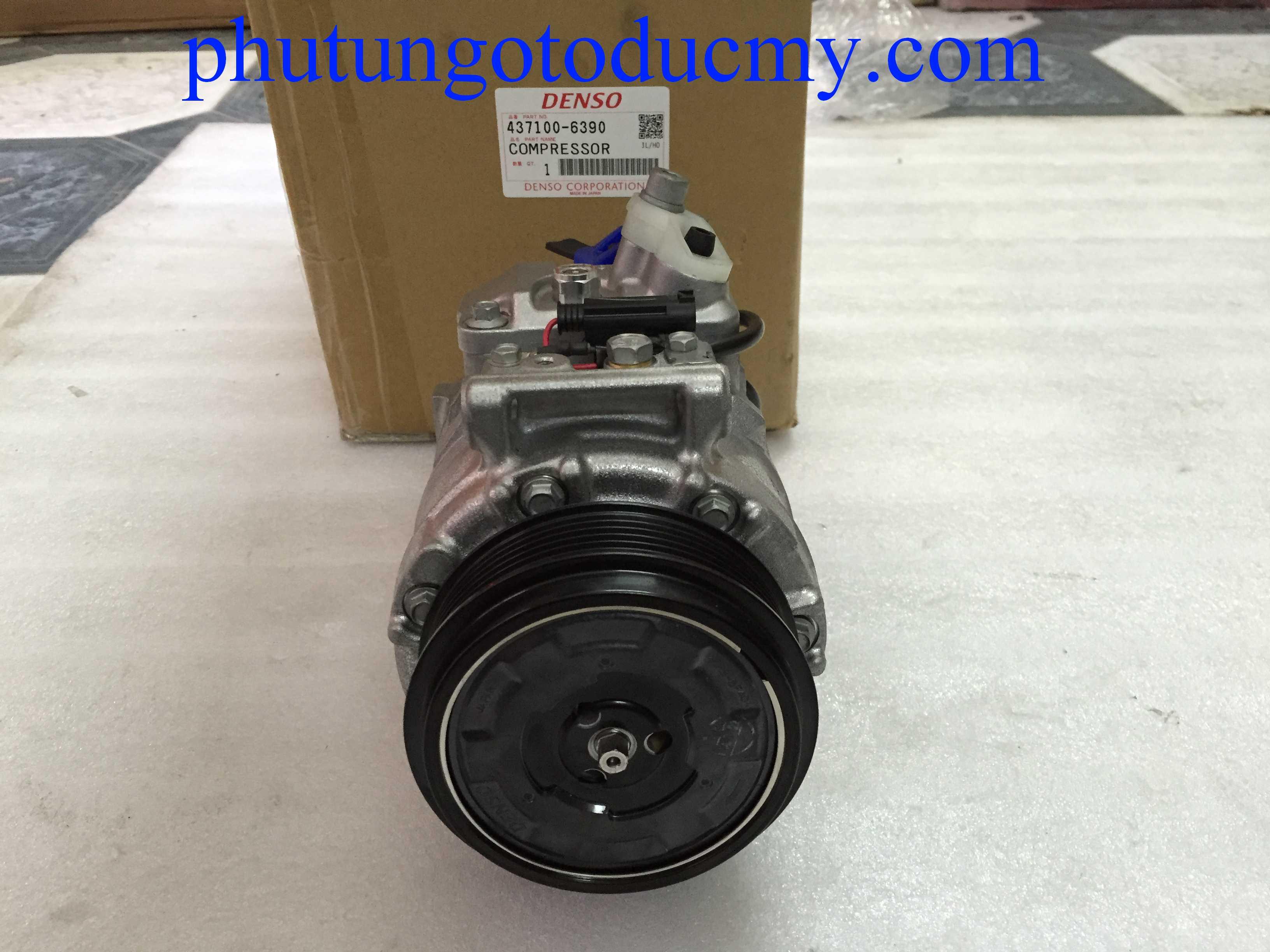 Lốc điều hòa Mercedes GLK300,GLK280 - A0022303111