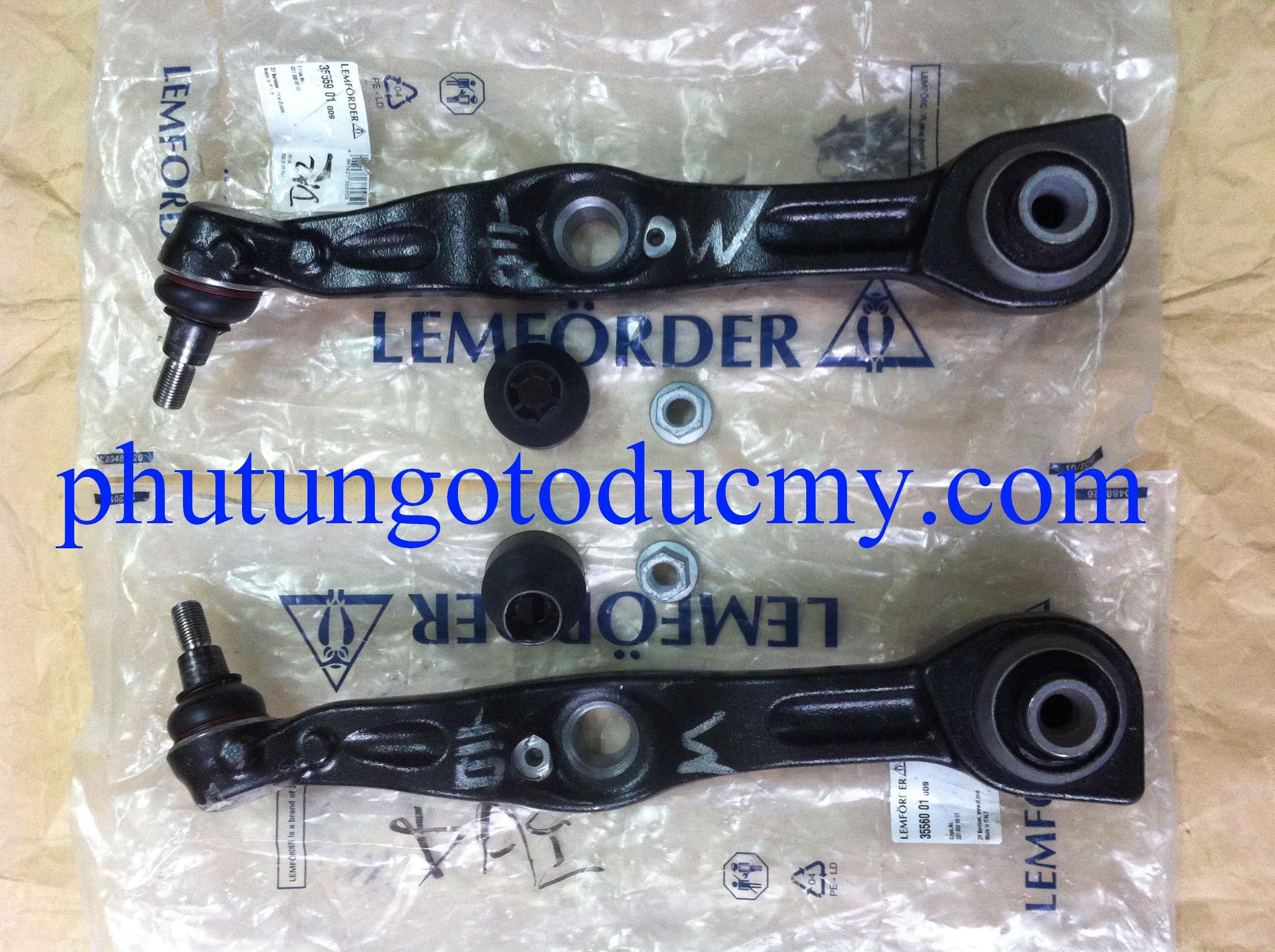 Càng gang Mercedes S63,S65 AMG hàng OEM- A221330807