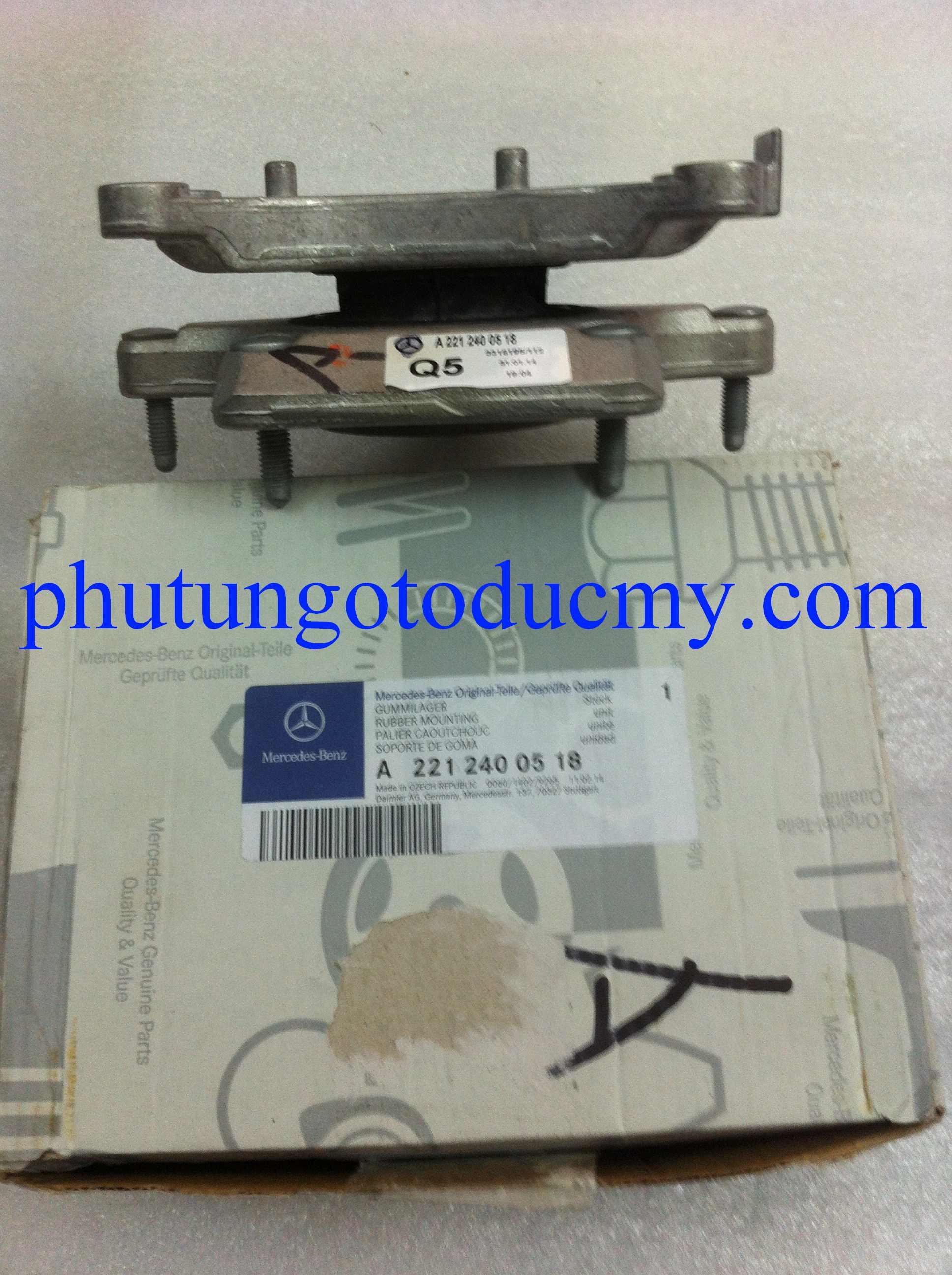 Cao su chân hộp số  Mercedes GLK300,GLK250,GLK220-A2212400518