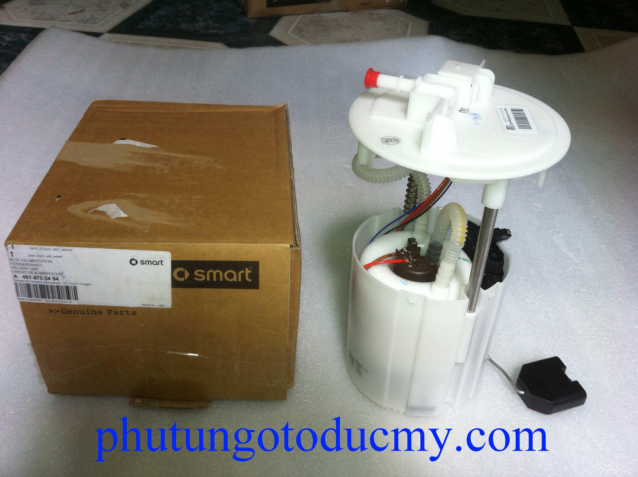 Bơm xăng Smart A4514700094,A4514700494