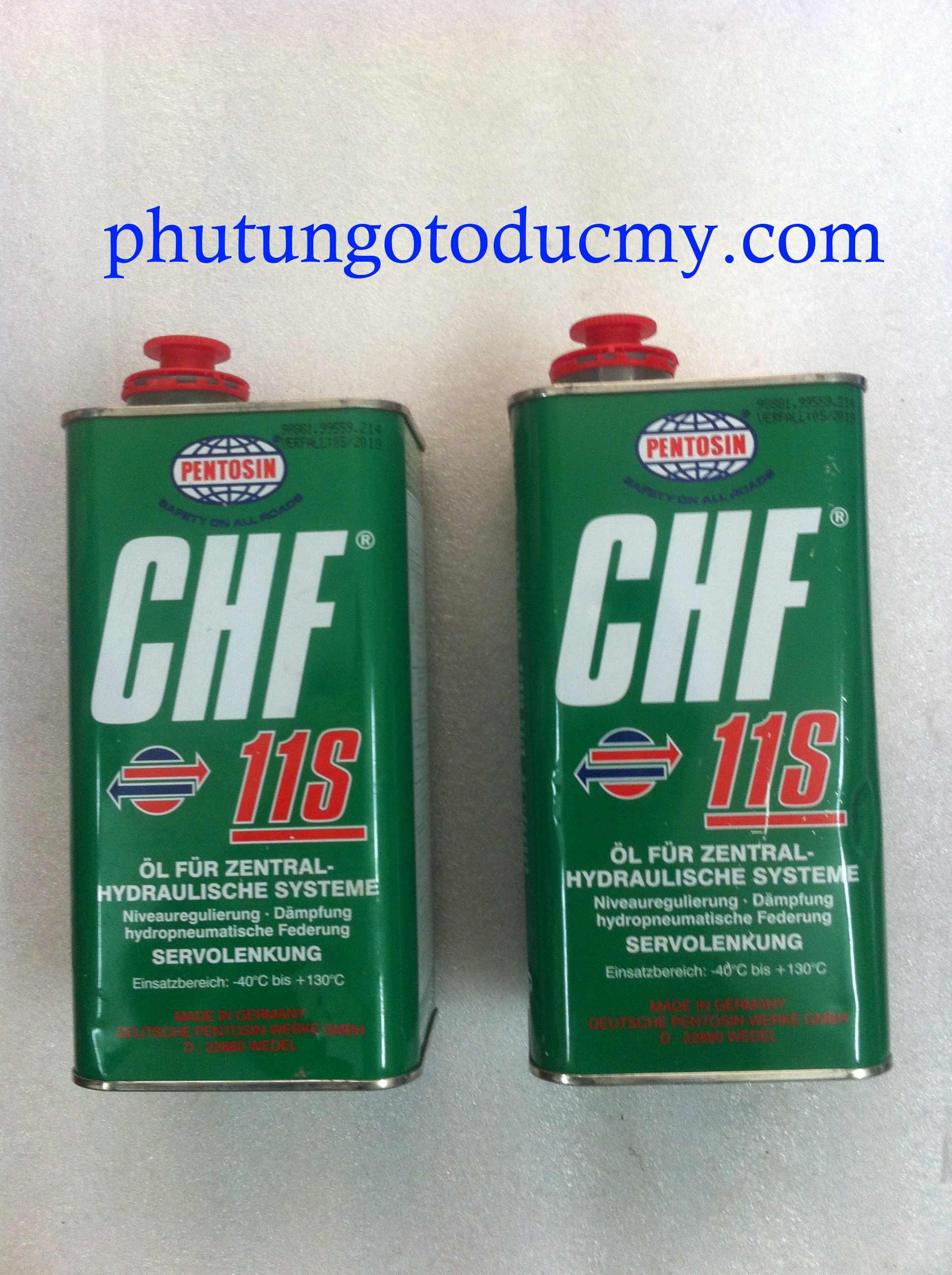 Dầu trợ lực lái Bmw CHF11S - 83290429576