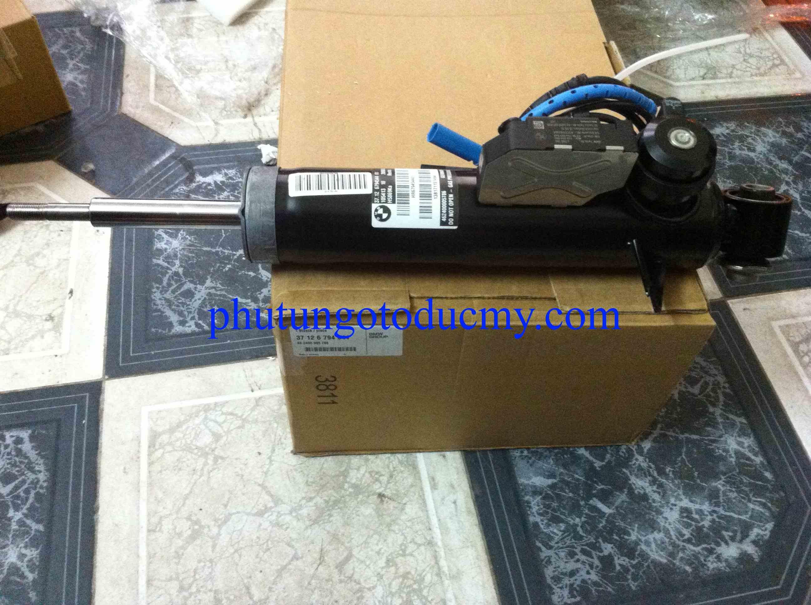Giảm xóc sau Bmw X5 E70 chỉnh điện- 37126794544