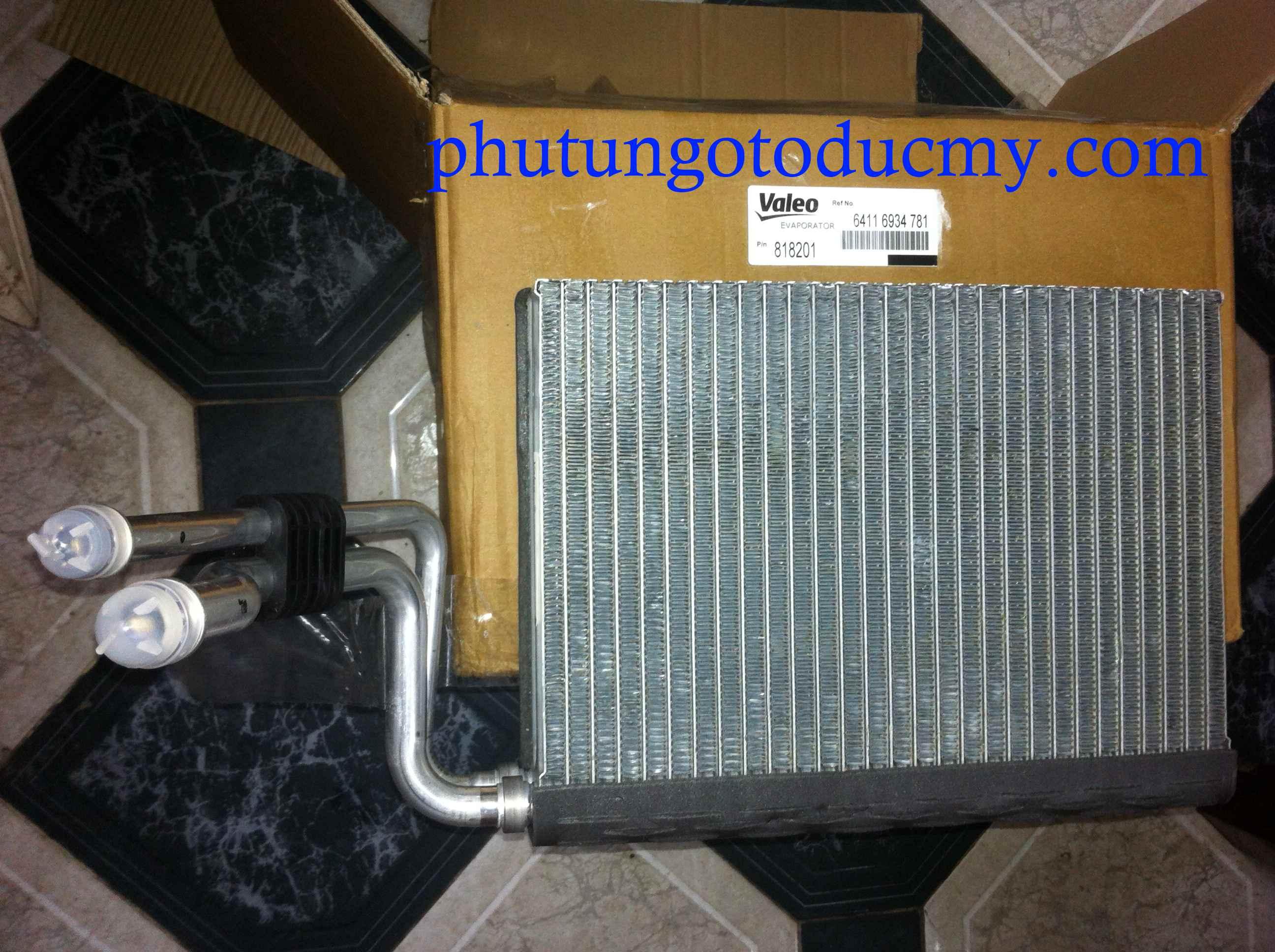 Giàn lạnh Bmw 320i E90 (2007-2010)