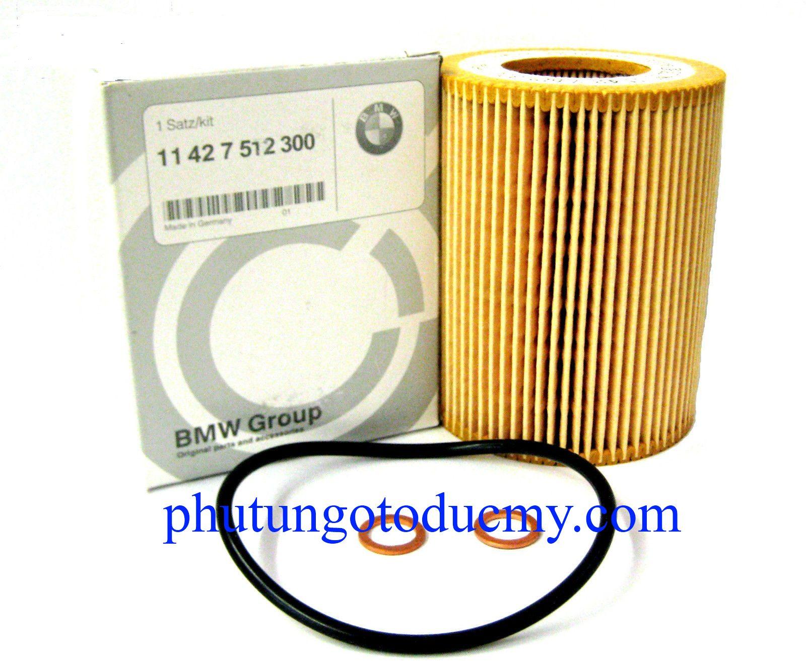 Lọc dầu Bmw 325i E46, 520i/525i E39