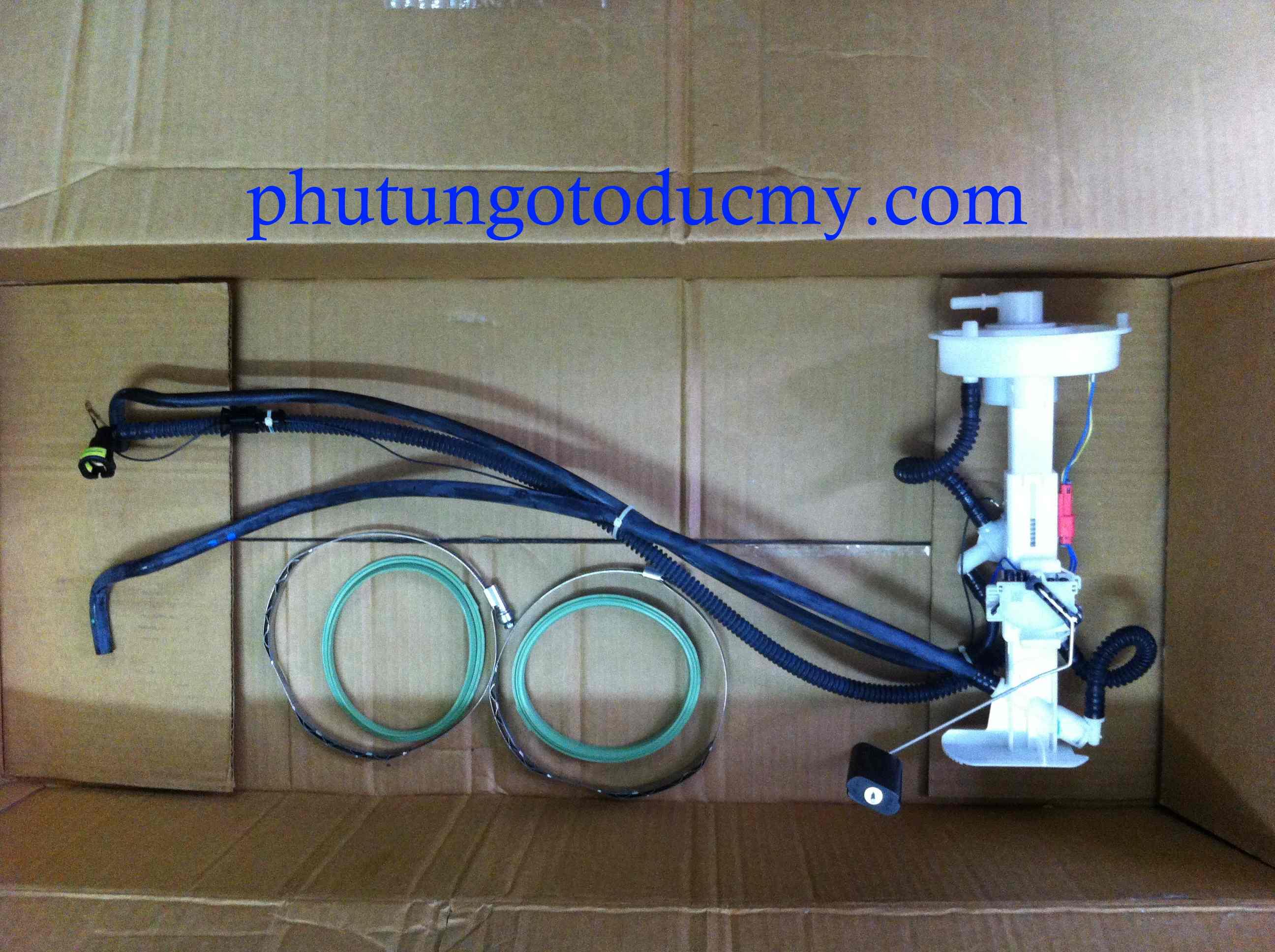 Phao xăng Bmw X5 4.8i E70 - 16117195470