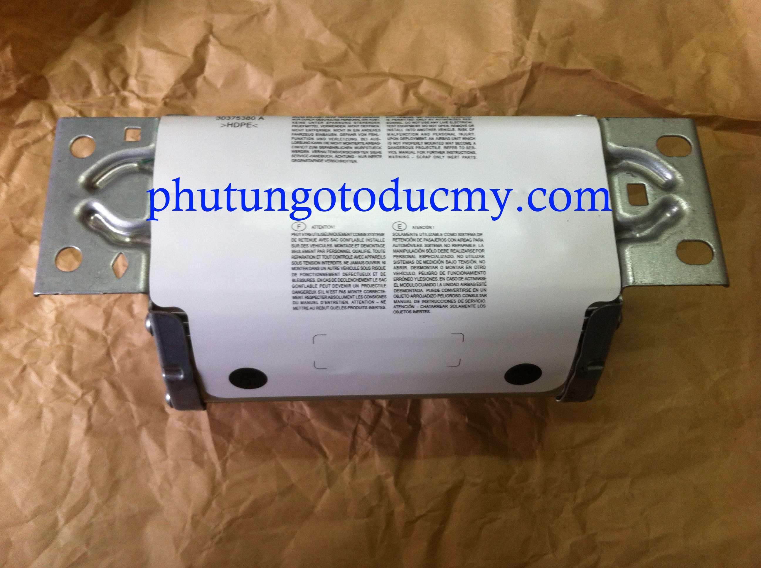 Túi khí táp lô Bmw X1- 72129204378