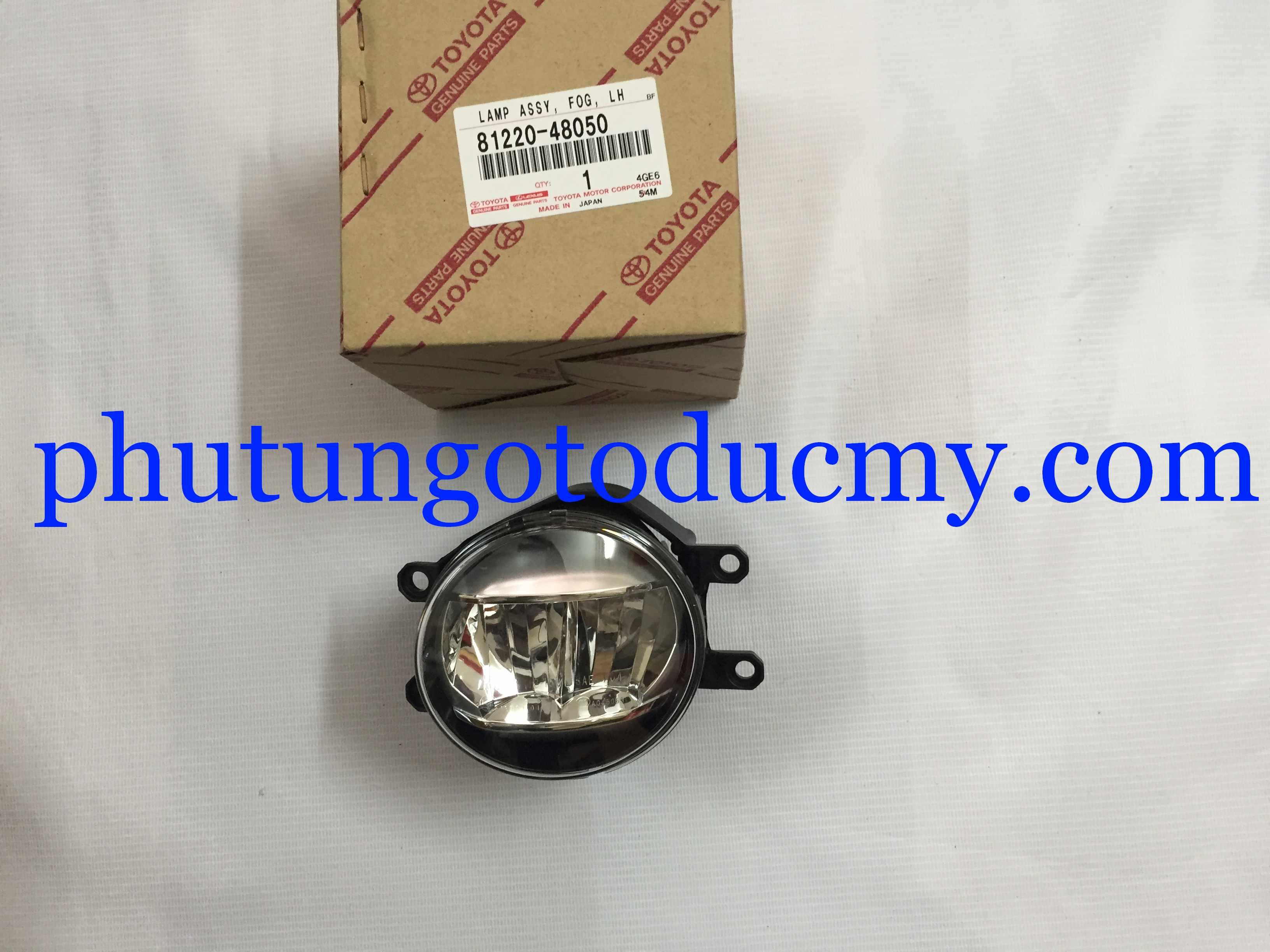 Đèn gầm Lexus LX/RX/GS/IS, 81220-48050