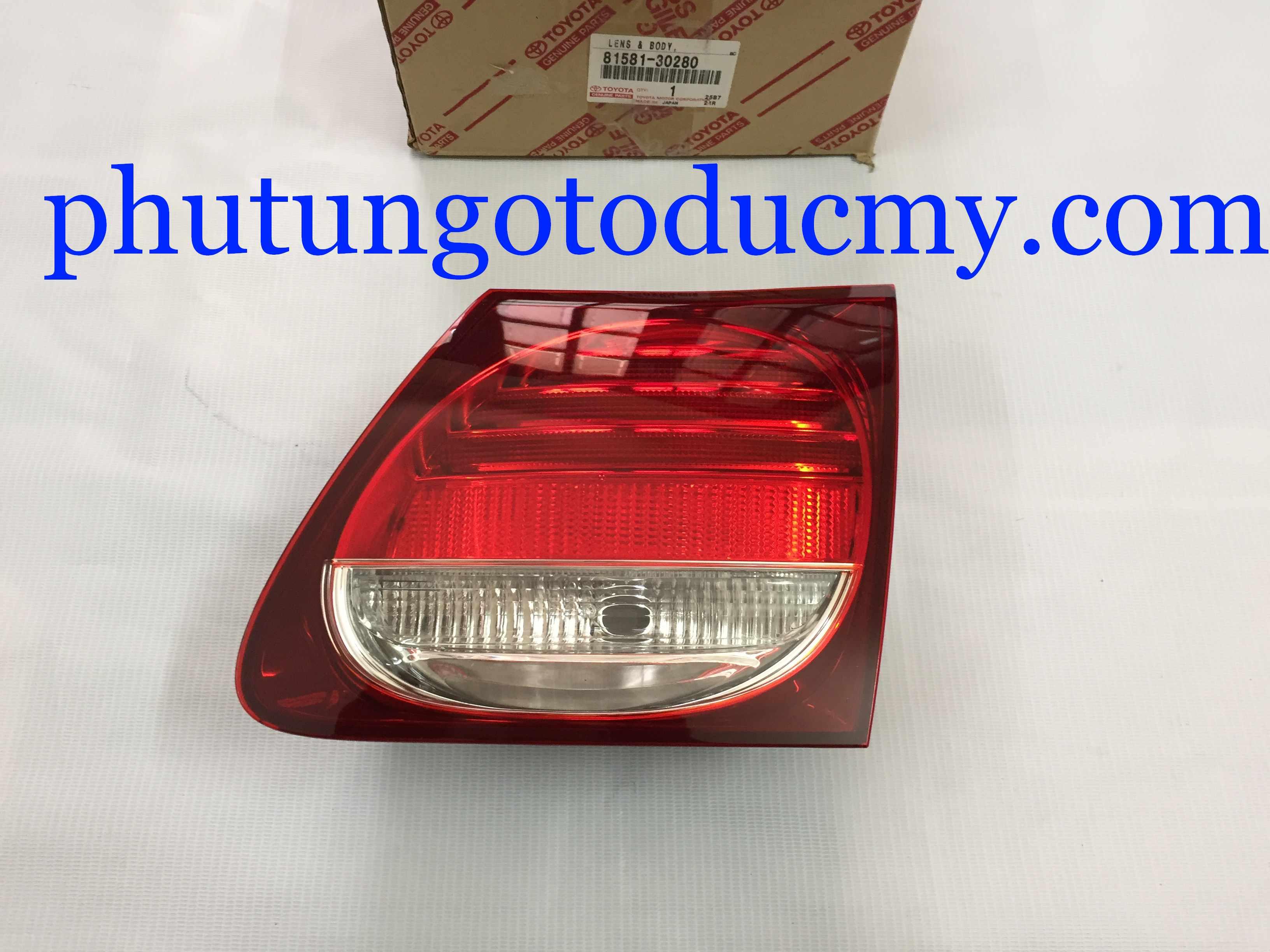 Đèn hậu Lexus GS300/350 ,81581-30280