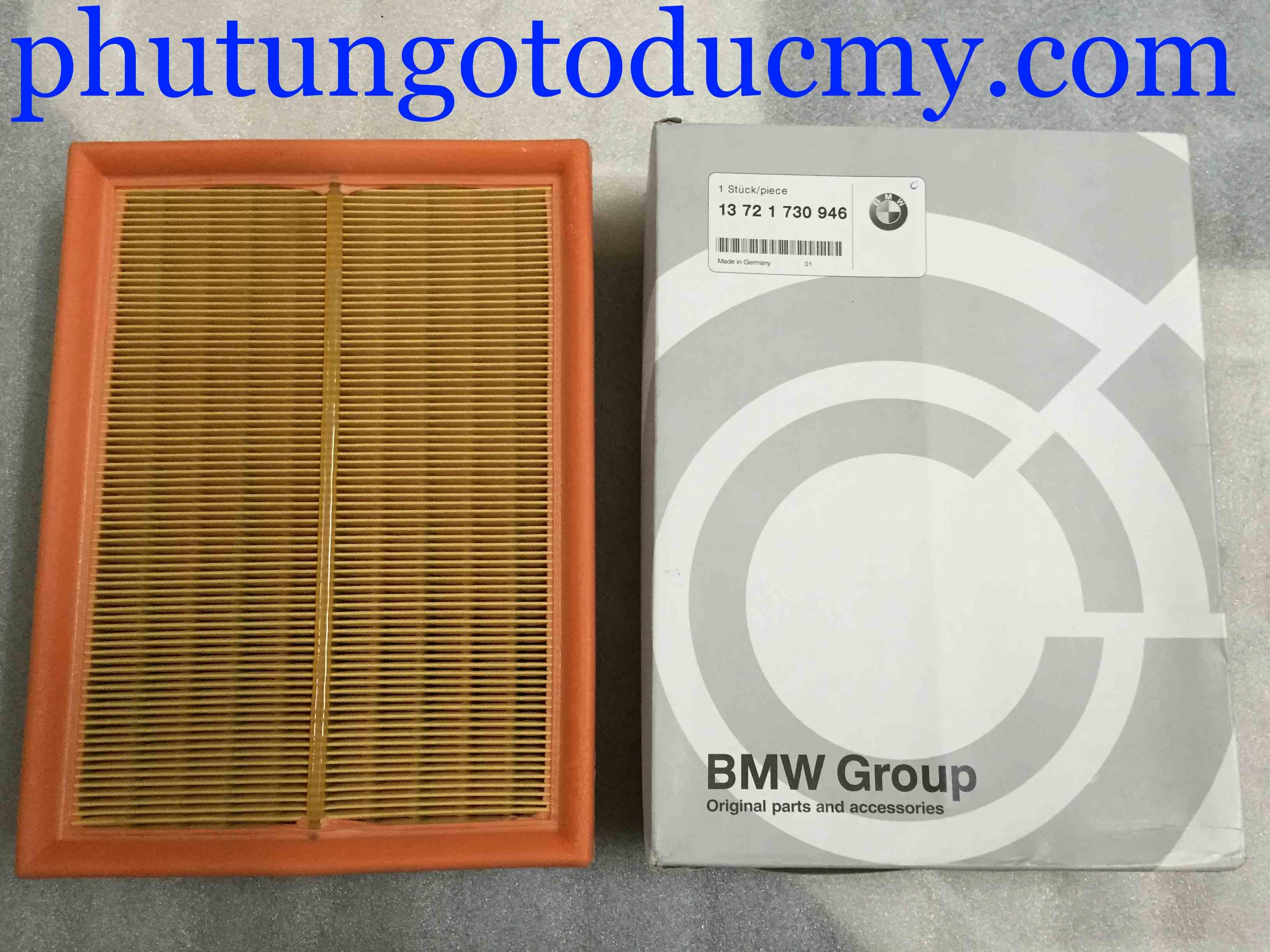 Lọc gió động cơ BMW 325i E46, 320i E36, X5 E53, X3- 13721730946